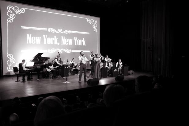 New York, New York | Draamakonsertti. Kuva Maria Timmerbacka